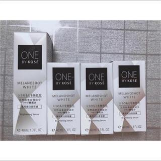 ONE BY KOSE メラノショット ホワイト薬用美白美容液