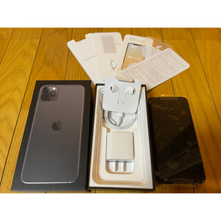 Apple -  iPhone 11 Pro Max 256GB スペースグレイ SIMフリー