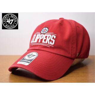 ニューエラー(NEW ERA)の新品 47Brand CAP キャップ 帽子 newera 赤 レッド(キャップ)