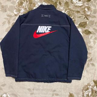 Supreme - 18aw SUPREME NIKE  work jacket ジャケット M