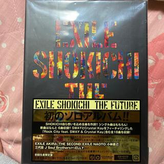 エグザイル(EXILE)のEXILE SHOKICHIのソロアルバム(ミュージック)