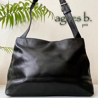 agnes b. - 極美品 アニエスベー agnes b. レザートートバッグ