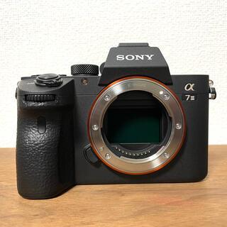 SONY - SONY α7Ⅲ フルサイズミラーレス(ボディ)
