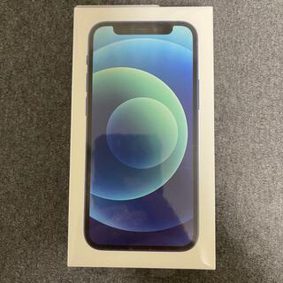 Apple - 新品未開封 iPhone 12 mini ブルー 128GB SIMフリー