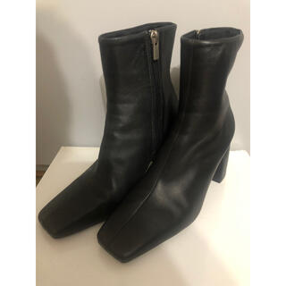 Ameri VINTAGE - アメリヴィンテージ SQUARE HELPFUL BOOTS スクエア ブーツ