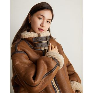 ロキエ(Lochie)のRANDEBOO ランデヴー mustang boa coat (テーラードジャケット)