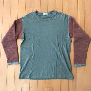 コムデギャルソン(COMME des GARCONS)のコムデギャルソン  カットソー ロンT(Tシャツ/カットソー(七分/長袖))