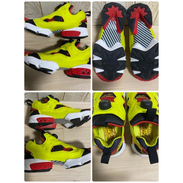 Reebok(リーボック)のReebok ポンプフューリー シトロン レディースの靴/シューズ(スニーカー)の商品写真