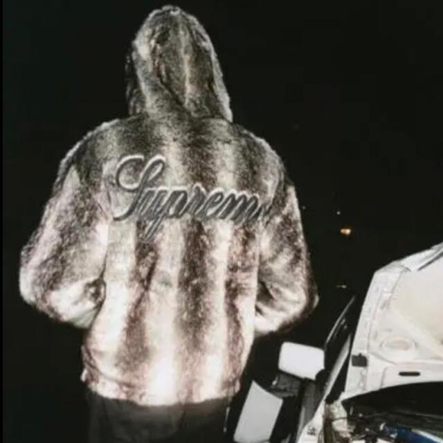 Supreme(シュプリーム)のSupreme /  Faux Fur Reversible Hooded  メンズのジャケット/アウター(ブルゾン)の商品写真