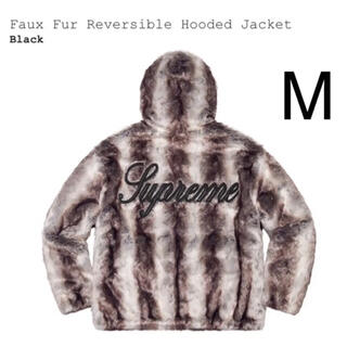 Supreme - Supreme /  Faux Fur Reversible Hooded
