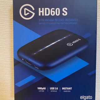 ニンテンドースイッチ(Nintendo Switch)のElgato エルガト ゲームキャプチャー Game Capture HD60S(PC周辺機器)