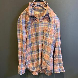 Ungrid - ungrid チェックシャツ ネルシャツ