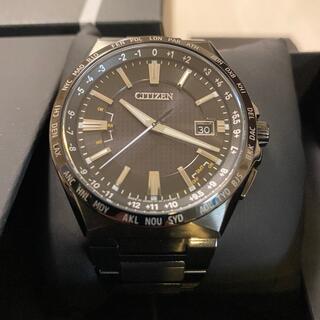 シチズン(CITIZEN)のシチズンアテッサアクトラインCB0215-51E(腕時計(アナログ))