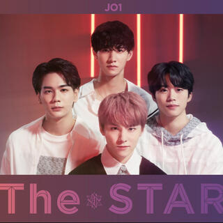 JO1 アルバム The STAR Red