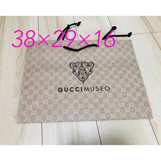 Gucci - 【希少】GUCCI MUSEO ショップ袋