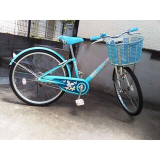 ブリヂストン(BRIDGESTONE)のブリジストンエコパル22型(自転車本体)