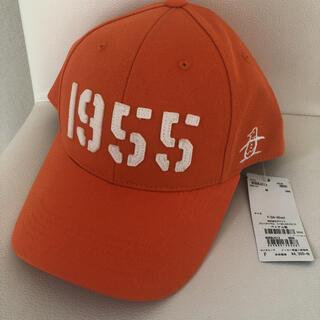 マンシングウェア(Munsingwear)の新品タグ付★マンシングウェア キャップ 帽子(その他)