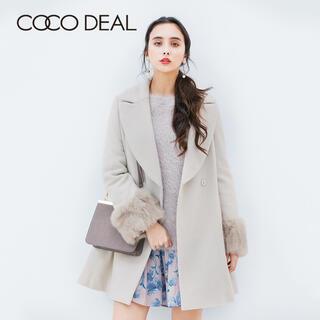 ココディール(COCO DEAL)の発送cocodeal コート(ロングコート)