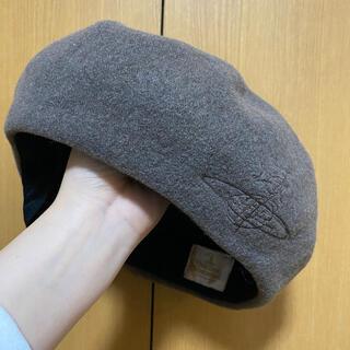 Vivienne Westwood - viviennewestwood ブラウン ベレー帽
