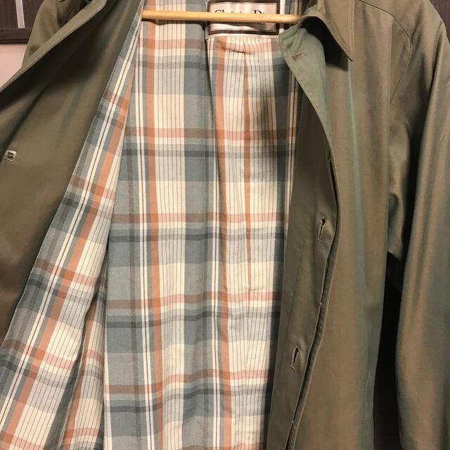 Christian Dior(クリスチャンディオール)のDior ディオール ステンカラーコート メンズのジャケット/アウター(ステンカラーコート)の商品写真