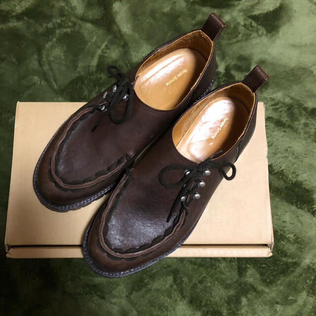 Hender Scheme(エンダースキーマ)のHender Scheme エンダースキーマ full lace trek メンズの靴/シューズ(ドレス/ビジネス)の商品写真