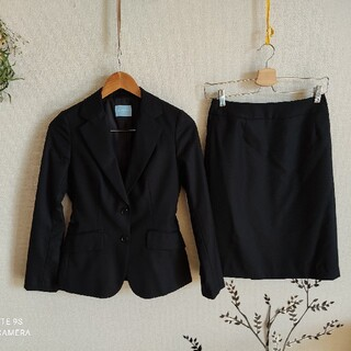 THE SUIT COMPANY - ●④THE SUIT COMPANY She 黒 36号(S)
