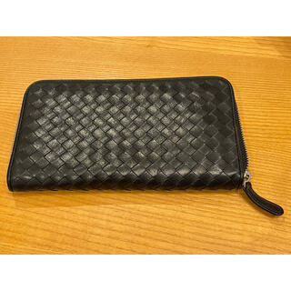ツチヤカバンセイゾウジョ(土屋鞄製造所)の土屋鞄 ニッティング メッシュファスナーウォレット ブラック(長財布)