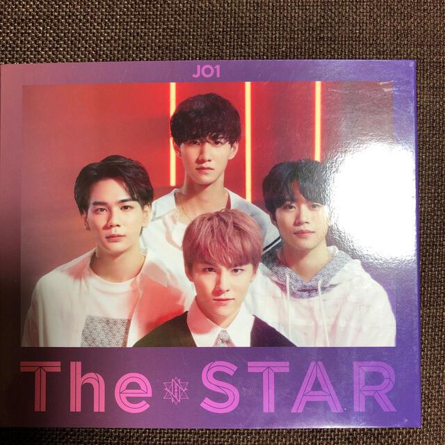 JO1 The Star Red盤 エンタメ/ホビーのタレントグッズ(アイドルグッズ)の商品写真