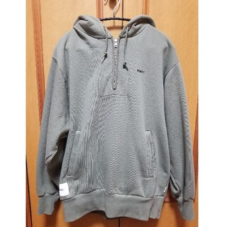 W)taps - WTAPS outrigger sweat パーカー