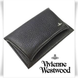 Vivienne Westwood - Vivienne Westwood 牛革 本革レザー 名刺入れ ファンタジー