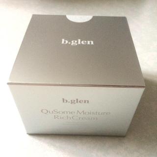 ビーグレン(b.glen)のビーグレン モイスチャーリッチクリーム(フェイスクリーム)