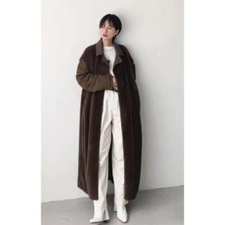 STUDIOUS - CLANE reversible military long coat