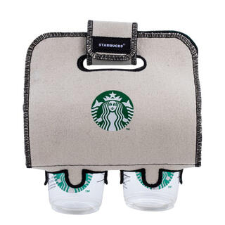 Starbucks Coffee - 【匿名配送】スターバックス ドリンクホルダー ペア用