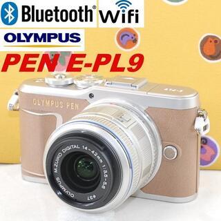 OLYMPUS - 高速連射★Bluetooth & Wi-Fi&4K動画!★オリンパス E-PL9