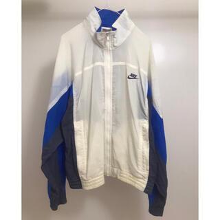 ナイキ(NIKE)の'90s NIKE 銀タグ nylon jacket(ナイロンジャケット)