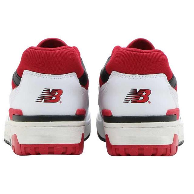 New Balance(ニューバランス)の28cm NEW BALANCE BB550 SE1 RED メンズの靴/シューズ(スニーカー)の商品写真
