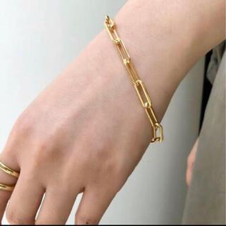 L'Appartement DEUXIEME CLASSE - アパルトモン MARAMCS Chain Bracelet