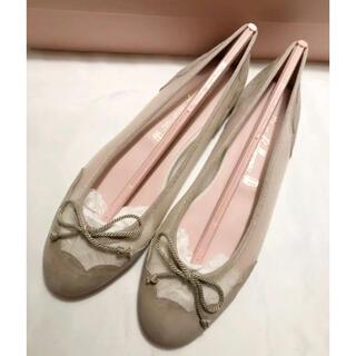 新品 プリティバレリーナ Pretty Ballerina フラット 38