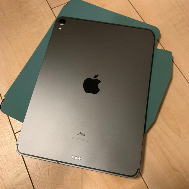iPad(アイパッド)のiPad Pro 11(第1世代)Cellular 256GB スペースグレイ スマホ/家電/カメラのPC/タブレット(タブレット)の商品写真