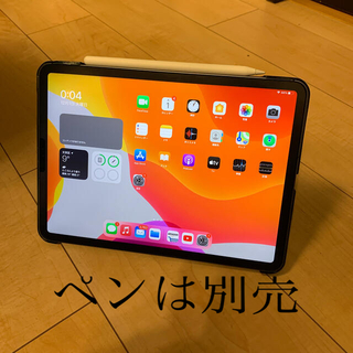 iPad - iPadPro11インチ 256GB 第1世代 SIMフリー【ペン付き】