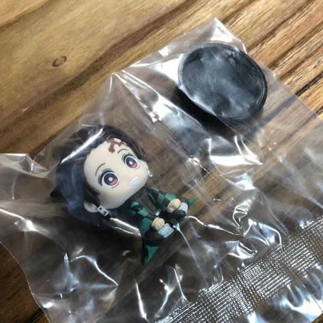 鬼滅の刃 すわらせ隊 炭治郎 ローソン エンタメ/ホビーのおもちゃ/ぬいぐるみ(キャラクターグッズ)の商品写真