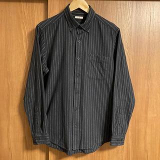 GU - 【タイムセール】GU フランネルシャツ