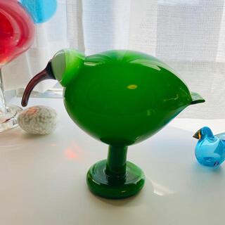イッタラ Birds by Toikka  Green Ibis