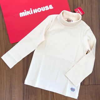 mikihouse - ミキハウス 新品Tシャツ 110