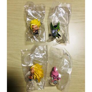 BANDAI - ドラゴンボール 超戦士フィギュア 4 4種類