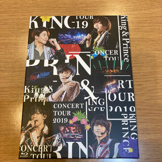 Johnny's - King&Prince CONCERT TOUR2019(初回限定盤)DVD