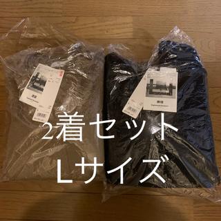 エンジニアードガーメンツ(Engineered Garments)のengineered garments uniqlo 黒 茶色 2着セット(スウェット)