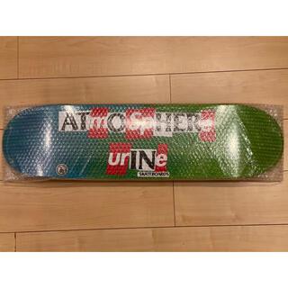シュプリーム(Supreme)の20AW Supreme x Antihero Skateboard Green(スケートボード)