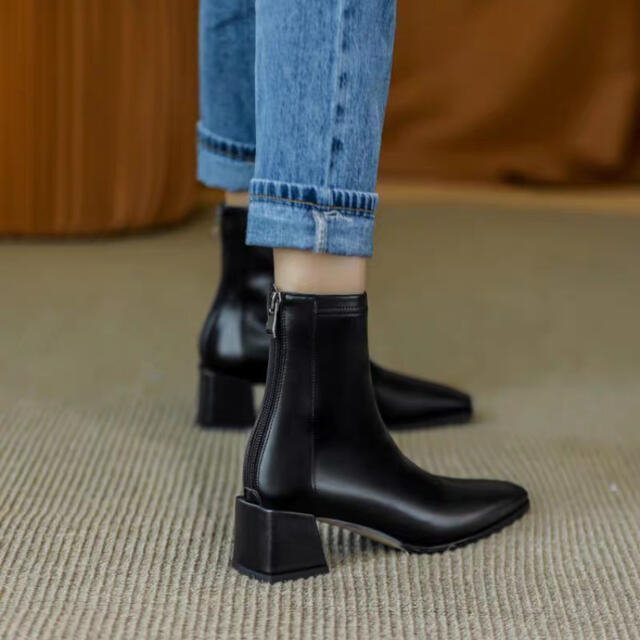 moussy(マウジー)ののん様 専用 レディースの靴/シューズ(ブーツ)の商品写真