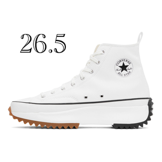 CONVERSE - 【新品】CONVERSE RUN STAR HIKE HIGH 26.5